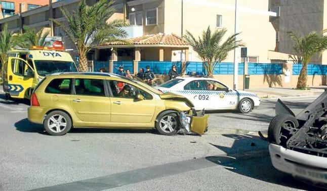 ACCIDENTES DE TRAFICO EN MURCIA ABOGADOS